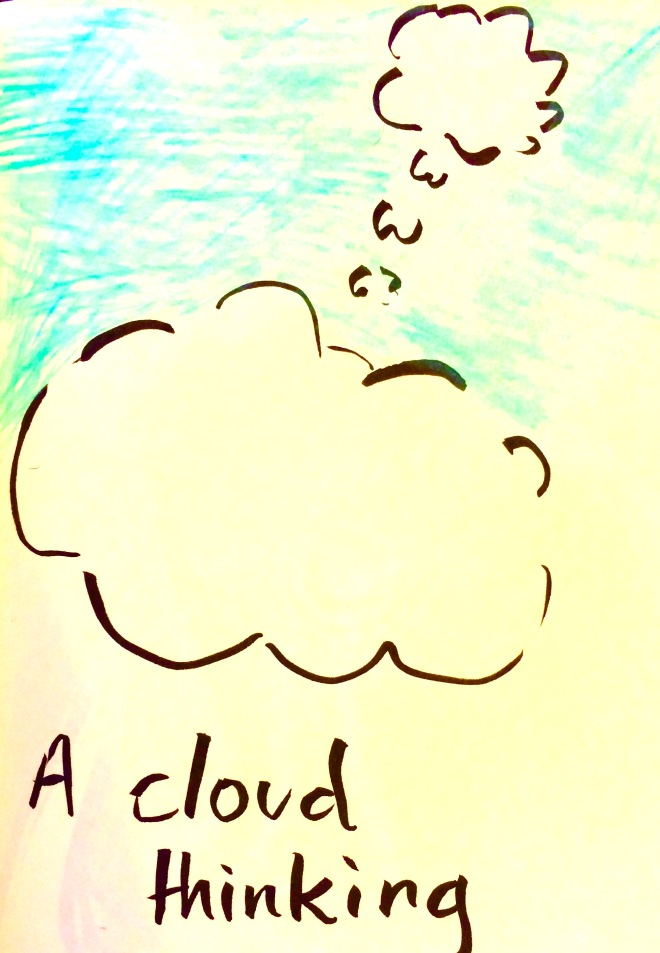 cloud thinking