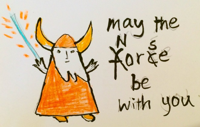 May the Norse be with you
