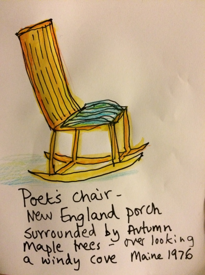 Poets chair