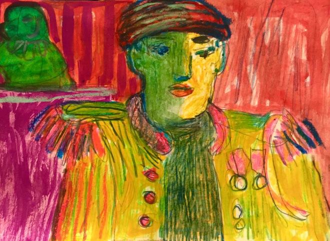 Soldiers coat